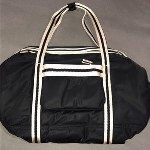 NWT Authentic Tory Burch Soft Nylon Duffle Bag